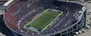 The Liberty Bowl Stadium